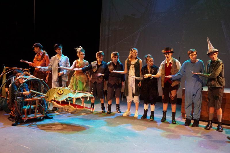 Peter Pan - Outcry Theatre